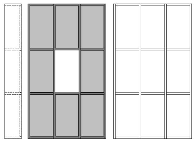 32mm Cabinetmaking : Styles : Full Overlay