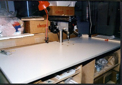 32mm Cabinetmaking Tools Boring Jigs 32mm Drill