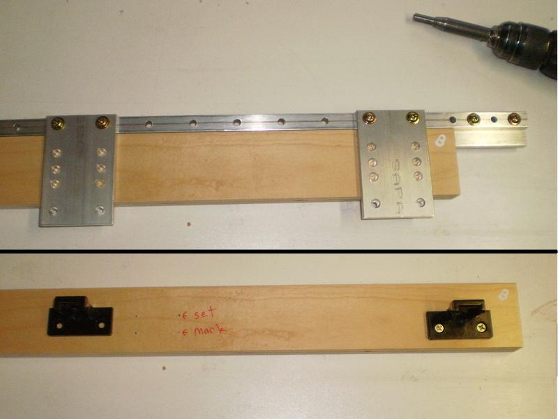 32mm Cabinetmaking : Tools : Flex32 Jig