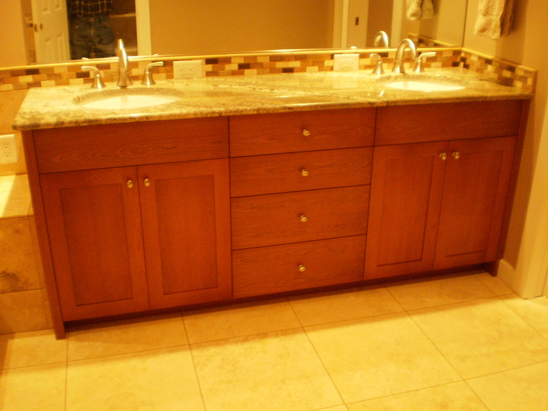 Bellingham Bay Woodcraft Cabinets